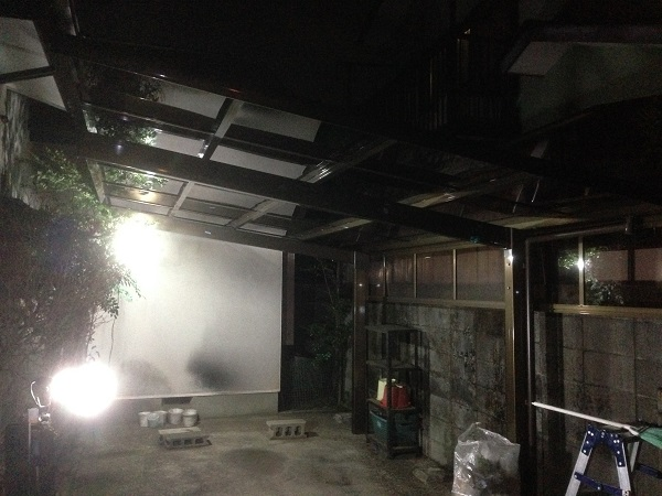 厚木市 O様邸 カーポート工事 (7)