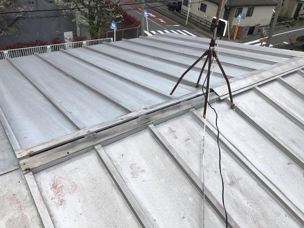 厚木市 T様邸 屋根葺き替え工事 (1)