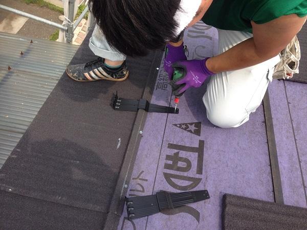 相模原市 S様邸 屋根重ね葺き&外壁塗装工事 (5)