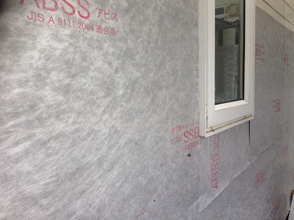 神奈川県愛甲郡愛川町 T様邸 屋根カバー工法、外壁樹脂サイディング工事、雨樋の交換、破風板板金囲い、軒天塗装 (5)