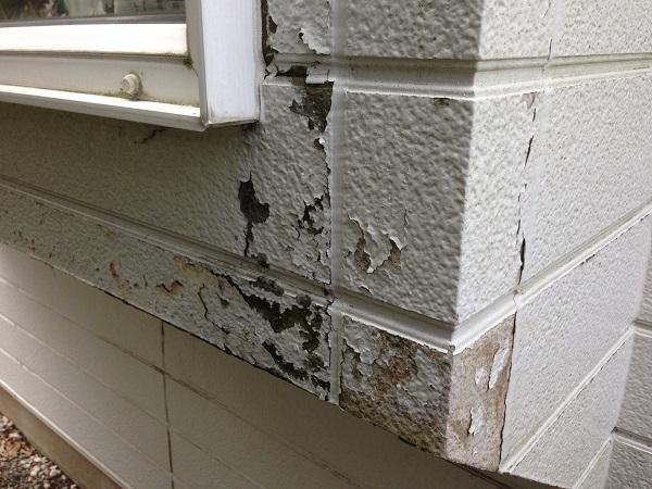 神奈川県愛甲郡愛川町 T様邸 屋根カバー工法、外壁樹脂サイディング工事、雨樋の交換、破風板板金囲い、軒天塗装 (6)