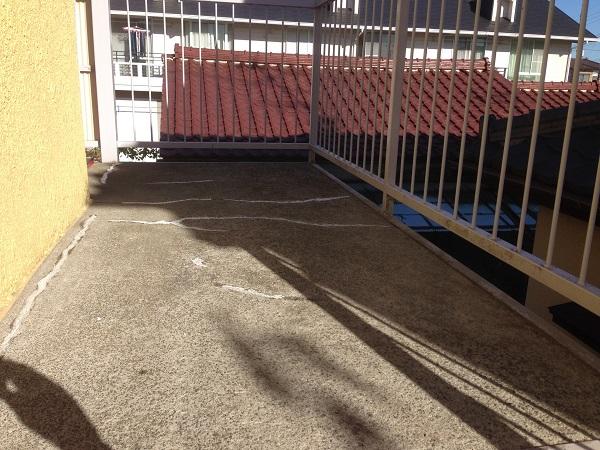 M様 アパート防水塗装工事 (3)