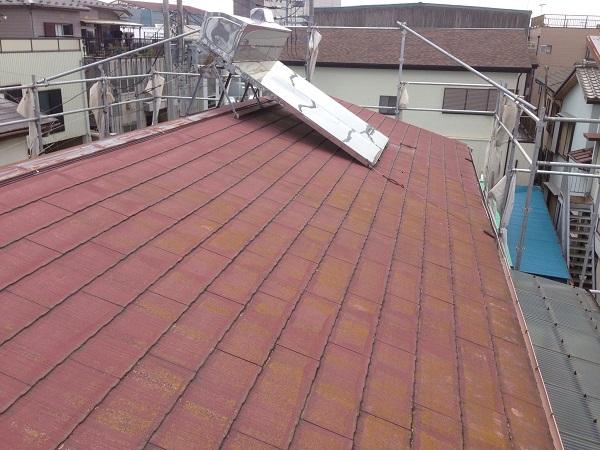 相模原市 S様邸 屋根重ね葺き&外壁塗装工事 (2)