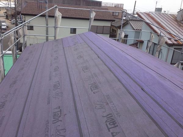 相模原市 S様邸 屋根重ね葺き&外壁塗装工事 (4)