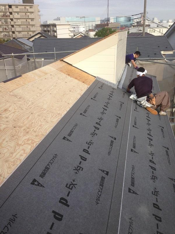 茅ヶ崎市 S様邸 屋根葺き替え&外壁塗装工事 (6)