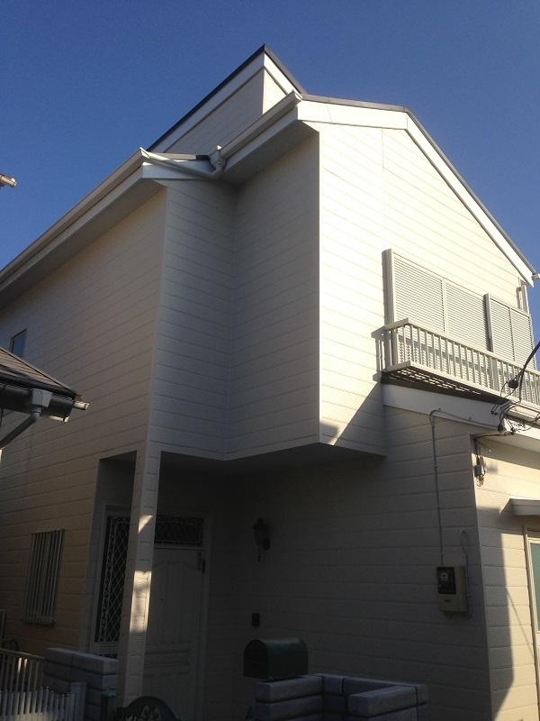 茅ヶ崎市 S様邸 屋根葺き替え&外壁塗装工事 (11)