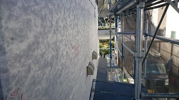 綾瀬市 A様邸 樹脂サイディング上張り工事 (6)