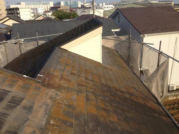 茅ヶ崎市 S様邸 屋根葺き替え&外壁塗装工事 (2)